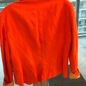 J. Crew Jackets & Coats - JCrew women's coral blazer